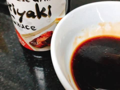 Cơm Lươn Sốt Teriyaki bước làm 2