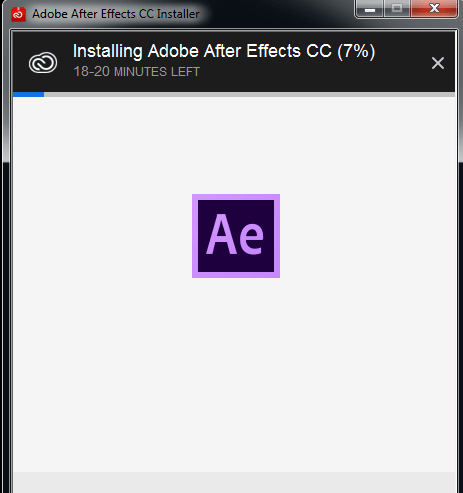 tải Adobe After Effects cr@ack mới nhất