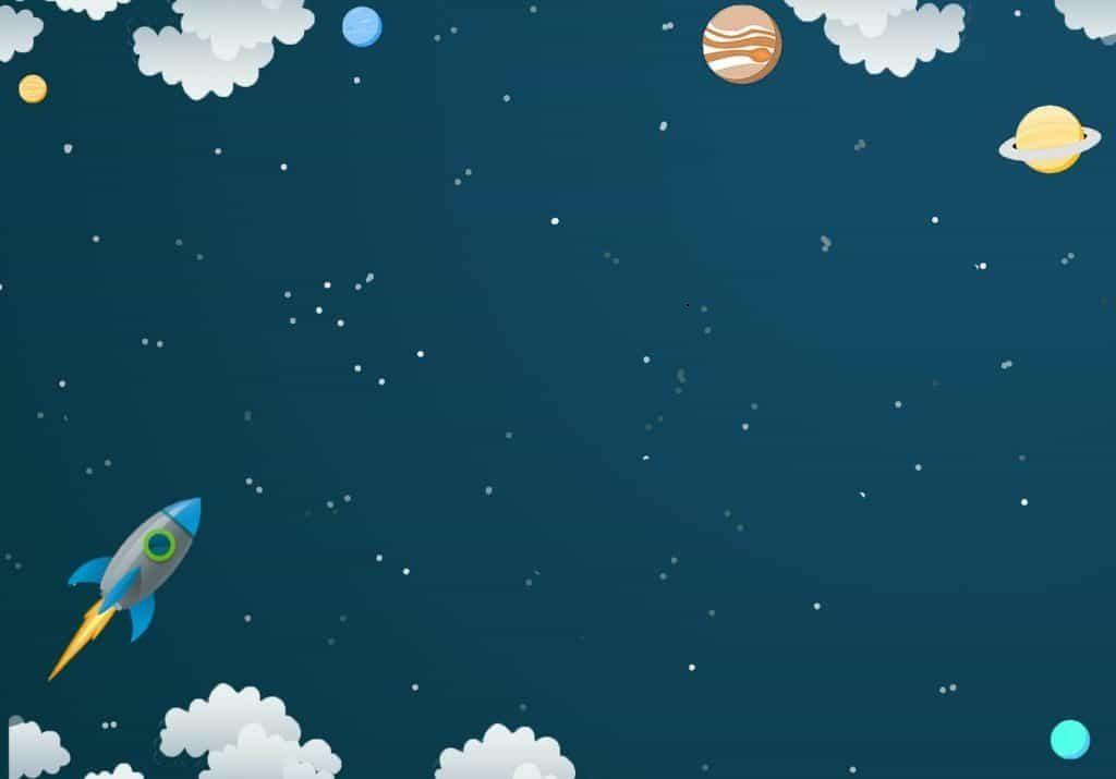 background đẹp với nền trời sao