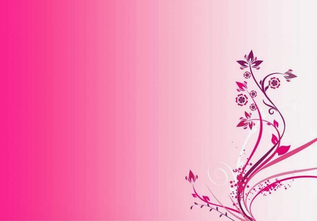 background đẹp với nền hồng đậm