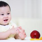 trẻ mấy tháng tuổi ăn được hạt sen
